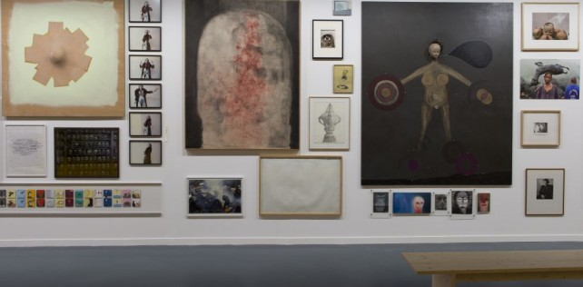 Sobre la famosa exposición sin comisario en La Maison Rouge, París
